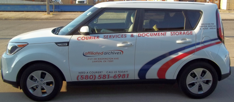 Affiliated Archives Safe and Secure Courier Service